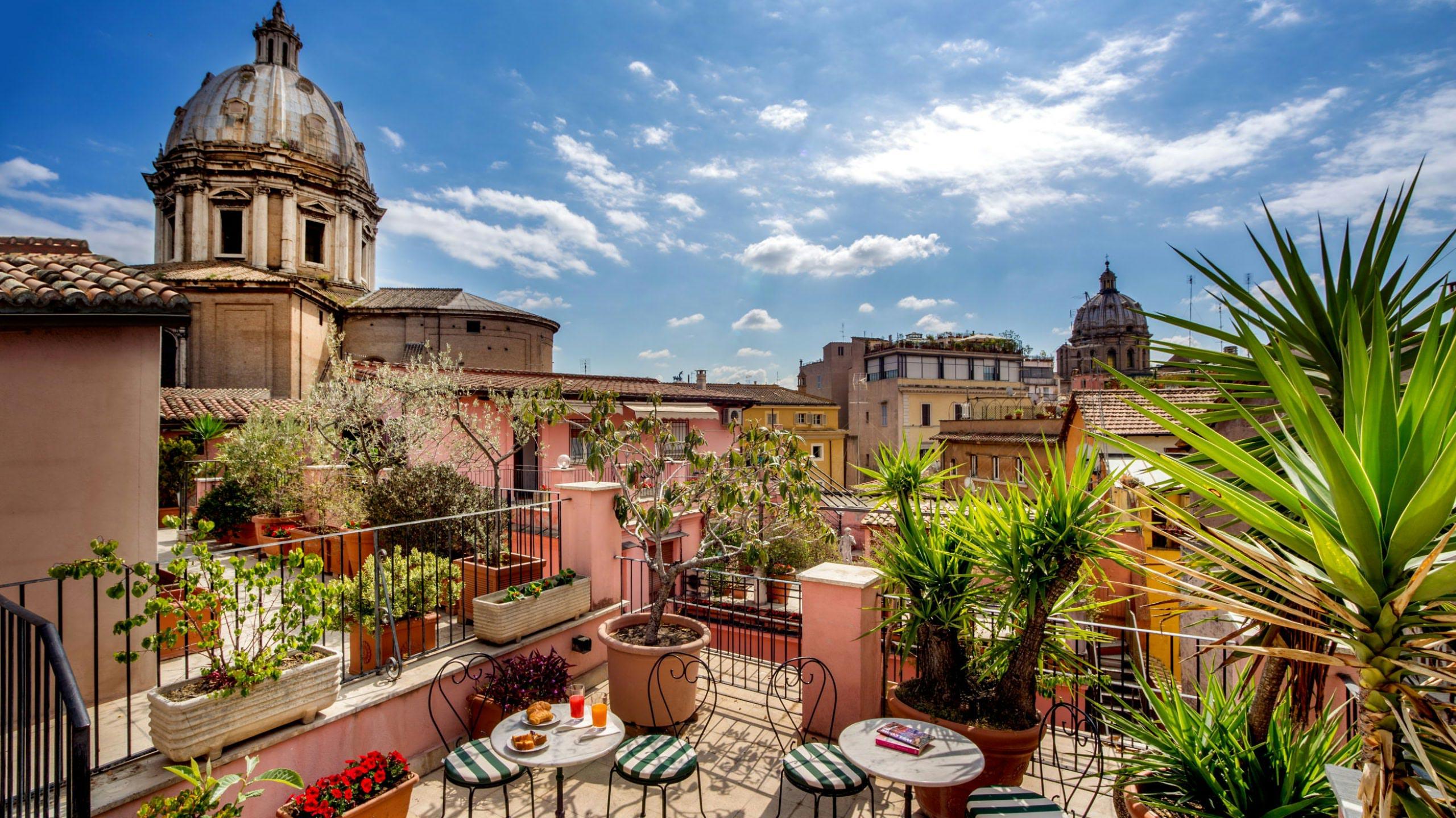 Hotel Dei Fiori Roma.Hotel Sole Rome Official Site 4l Collection Rome